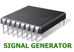 Hardware Chip icon Large generator