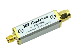 6GHz 2W SMA Attenuator 20dB Reduce Power of RF Explorer
