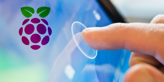 Touch Screen Raspberry